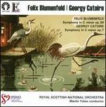 Felix Blumenfeld, Georgy Catoire: Symphonies