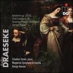 "Felix Draeseke: Symphonies, Op. 12 & 40; Piano Concerto, Op. 36; Symphonic Prologue ""Penthesilea""; Overture ""Gudrun"""