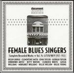 Female Blues Singers, Vol. 14: S/T/U/W/Y (1923-1932)
