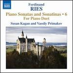 Ferdinand Ries: Piano Sonatas & Sonatinas, Vol. 6