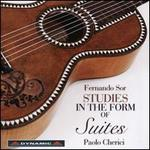 Fernando Sor: Studies in the Form of Suites