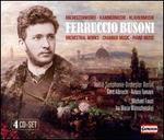 Ferruccio Busoni: Orchestal Works; Chamber Music; Piano Music