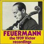 Feuermann - The 1939 Victor Recordings