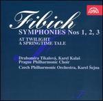 Fibich: Symphonies Nos. 1, 2, 3 - Drahomira Tikalova (soprano); Karel Kalas (bass); Prague Philharmonic Choir (choir, chorus); Czech Philharmonic Orchestra;...