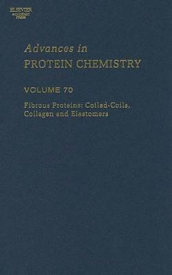 Fibrous Proteins: Coiled-Coils, Collagen and Elastomers - Parry, David A D