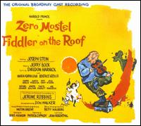 Fiddler on the Roof [Original Broadway Cast Recording] - Original Broadway Cast
