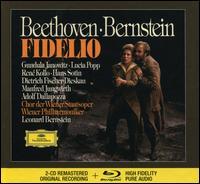 Fidelio [2CD/Blu-Ray Audio] - Adolf Dallapozza (vocals); Dietrich Fischer-Dieskau (vocals); Gundula Janowitz (vocals); Hans Sotin (vocals);...