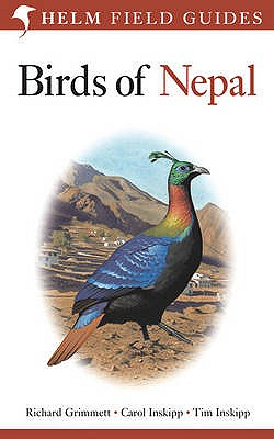 Field Guide to the Birds of Nepal - Grimmett, Richard, and Inskipp, Carol, and Inskipp, Tim
