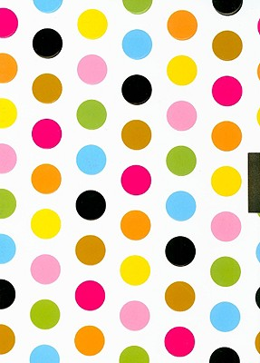 Fiesta Dots Locking Journal - Peter Pauper Press (Creator)