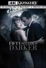 Fifty Shades Darker [Includes Digital Copy] [4K Ultra HD Blu-ray/Blu-ray]
