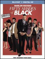 Fifty Shades of Black [Includes Digital Copy] [Blu-ray]