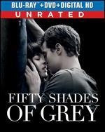 Fifty Shades of Grey [2 Discs] [Includes Digital Copy] [UltraViolet] [Blu-ray/DVD]