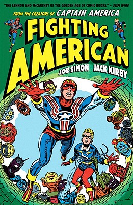 Fighting American - Simon, Joe, Bishop