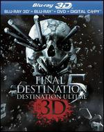 Final Destination 5 [French] [3D] [Blu-ray/DVD]