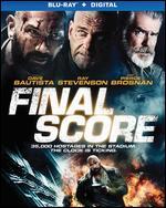 Final Score [Includes Digital Copy] [Blu-ray] - Scott Mann