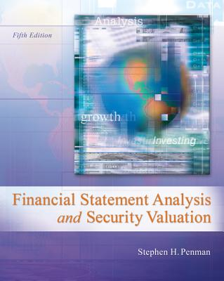 Financial Statement Analysis and Security Valuation - Penman, Stephen H.