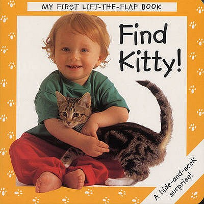 Find Kitty! - Sieveking, Anthea, and MacKinnon, Debbie