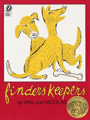Finders Keepers - Lipkind, Will, and Nicolas, Mordvinoff