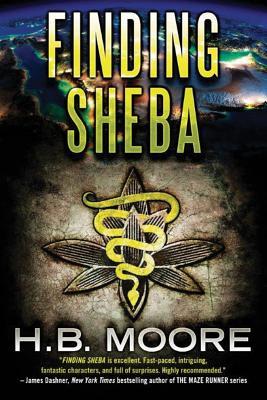 Finding Sheba - Moore, H B