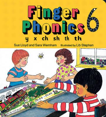 Finger Phonics - Wernham, Sara