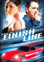 Finish Line - Gerry Lively