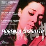 Fiorenza Cossotto in Rare Repertoire