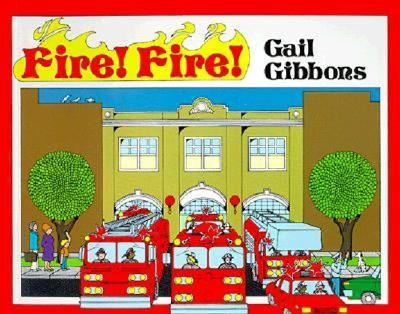 Fire! Fire! - Gibbons, Gail