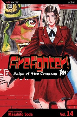 Firefighter!: Daigo of Fire Company M: Volume 14 -