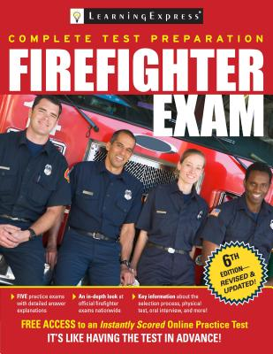 Firefighter Exam - Learning Express (Creator)