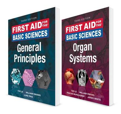 First Aid for the Basic Sciences, Third Edition (Value Pack) - Le, Tao, M.D., and Krause, Kendall