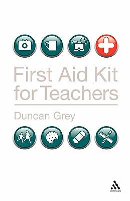 First Aid Kit for Teachers - Grey, Duncan