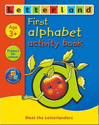 First Alphabet Activity Book - Freese, Gudrun, and Wendon, Lyn (Director), and Hart, Celia (Designer), and Taylor, Susi Martin