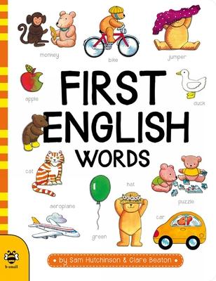 First English Words - Hutchinson, Sam