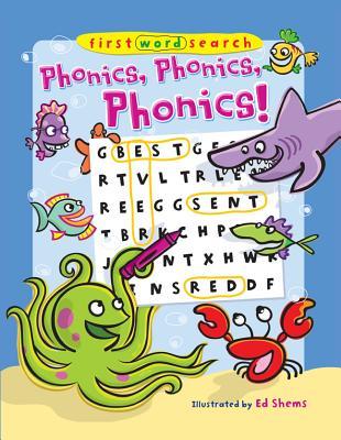 First Word Search: Phonics, Phonics, Phonics! -