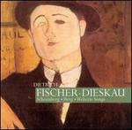 Fischer-Dieskau sings Schoenberg, Berg, Webern Songs