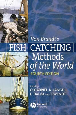 Fish Catching Methods of the World - Gabriel, Otto (Editor)