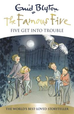 Five Get into Trouble - Blyton, Enid