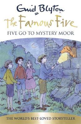 Five Go to Mystery Moor - Blyton, Enid