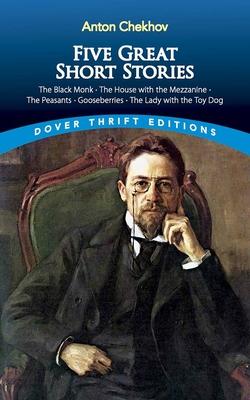 Five Great Short Stories - Chekhov, Anton