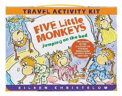 Five Little Monkeys Travel Activity Kit - Christelow, Eileen