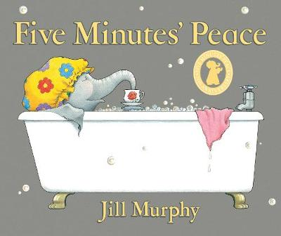Five Minutes' Peace - Murphy, Jill