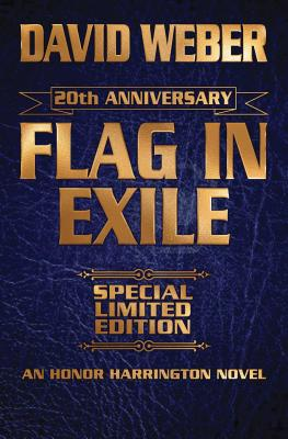 Flag in Exile - Weber, David