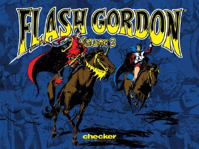 Flash Gordon: v. 2 - Raymond, Alex (Artist)