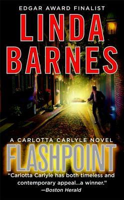 Flashpoint - Barnes, Linda