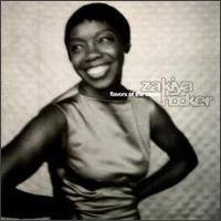Flavors of the Blues - Zakiya Hooker