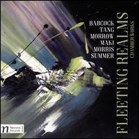 Fleeting Realms: Chamber Works - Arielle Burke (flute); Daniel Beilman (bassoon); David H. Speltz (cello); David Salsbery Fry (bass); Douglas Masek (sax);...