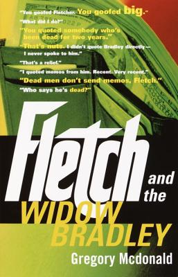 Fletch and the Widow Bradley - McDonald, Gregory