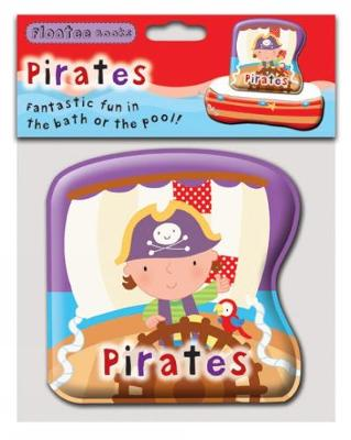 Floatee Book - Pirates -