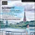 Florent Schmitt: Complete Original Works for Piano Duet and Duo, Vol. 2