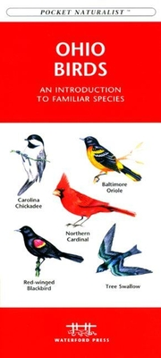 Florida Birds: A Folding Pocket Guide to Familiar Species - Kavanagh, James, and Press, Waterford